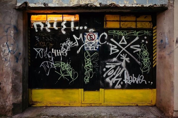 FRONTERA XXIII / BORDERLINE ( p - lucasbernal | ello