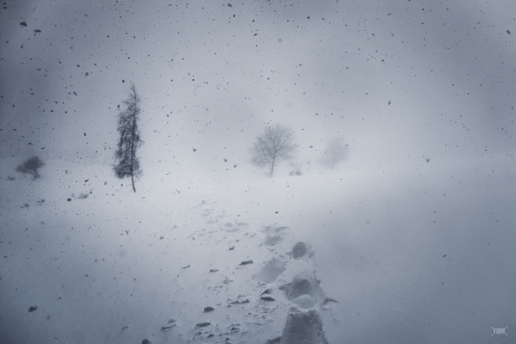 Deep Blizzard - moutains, alps, snow - yank- | ello