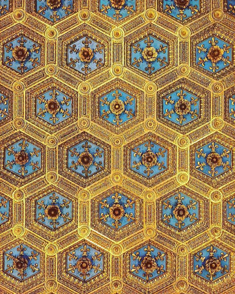 Florentine coffered ceilings Sa - momiroh | ello