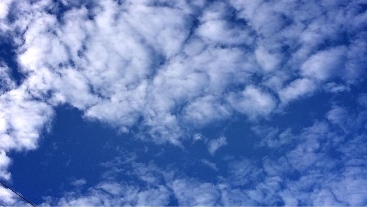 Cotton sky InBlue - CG - chicamiseria | ello