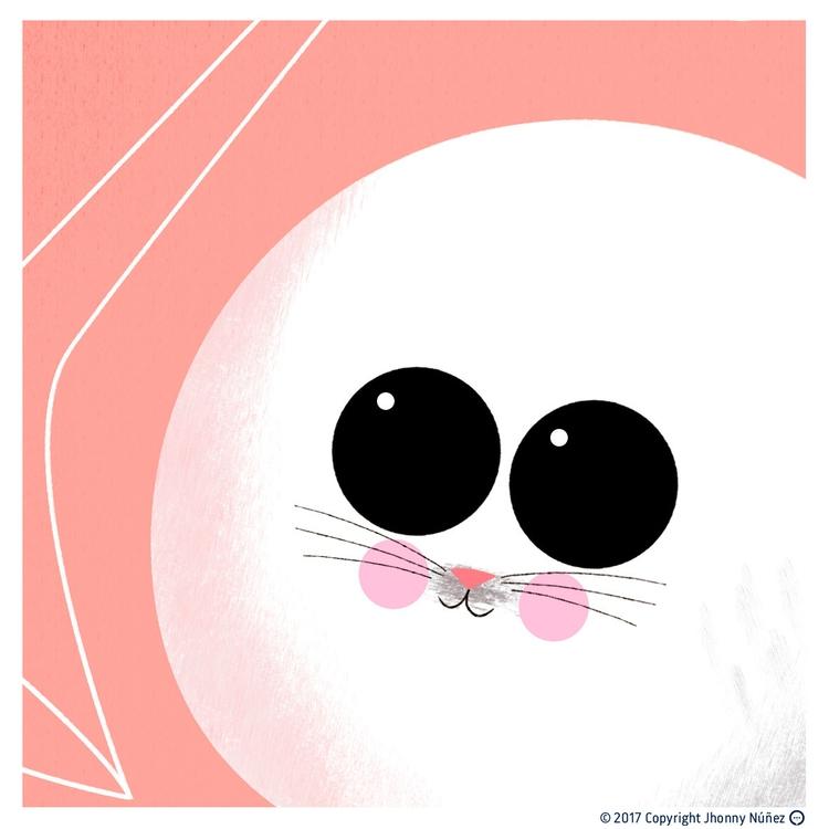 Baby seal  - JhonnyNúñez, illustration - dblackhand | ello