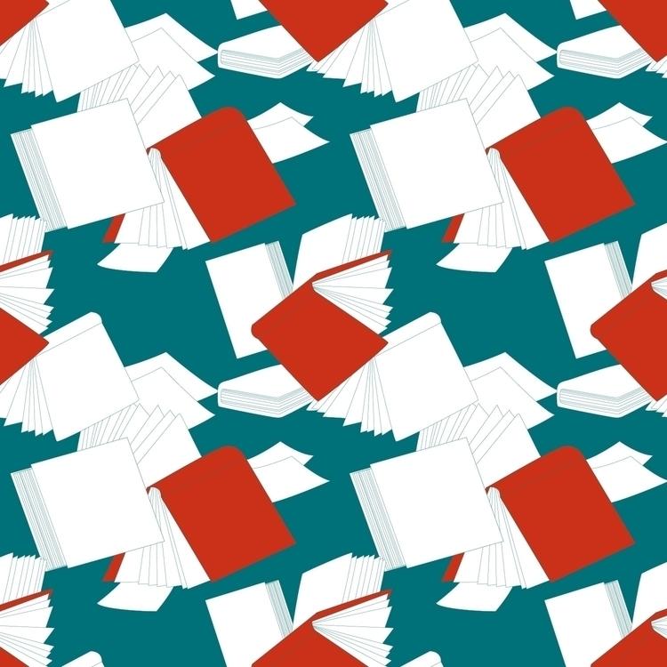 Book Pattern - willdinski | ello