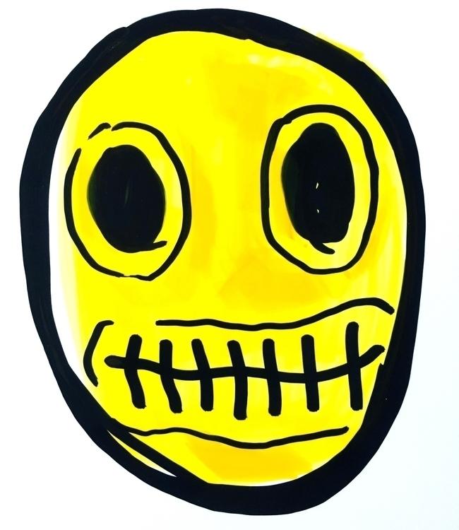 Mask Mirko Credito - art, mask, elloart - mirkocredito | ello