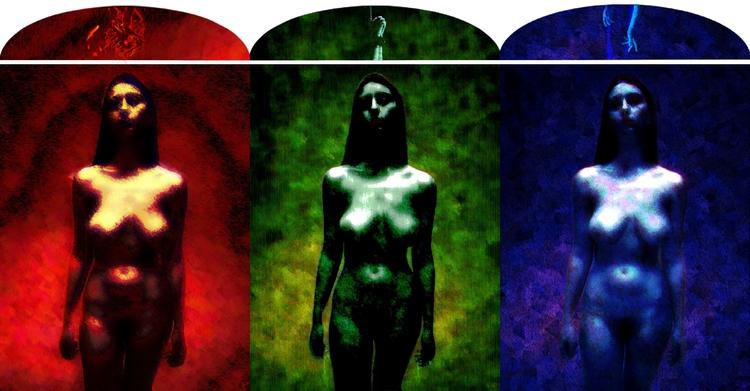 RGB Project triptych - jesustorradotoro | ello