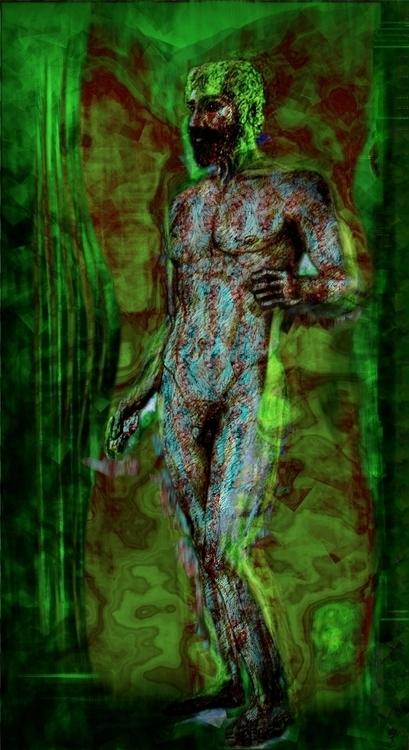 RGB Project GREEN: Bronzes Riac - jesustorradotoro | ello