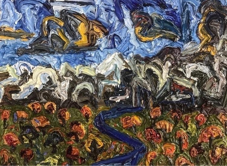 1 7 oil paintings fairytale boo - rostislavromanov | ello