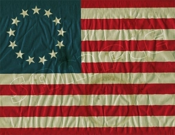Betsy Ross Flag, works hassifie - hassified | ello