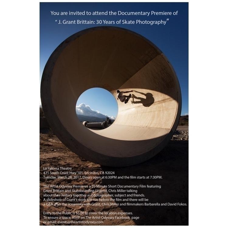 invited documentary Grant Britt - jordangrantbrittain | ello