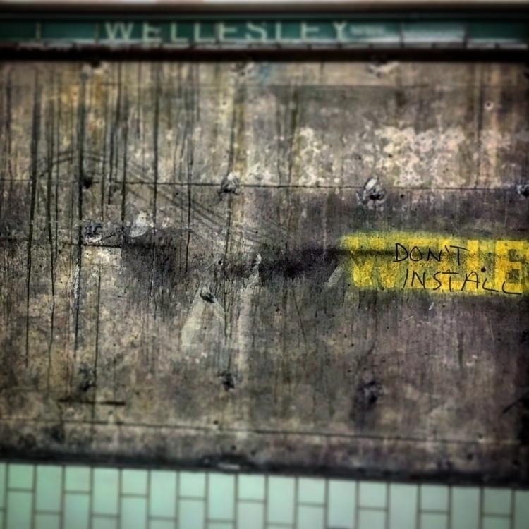 Install Wellesley Station Toron - dainahodgson | ello