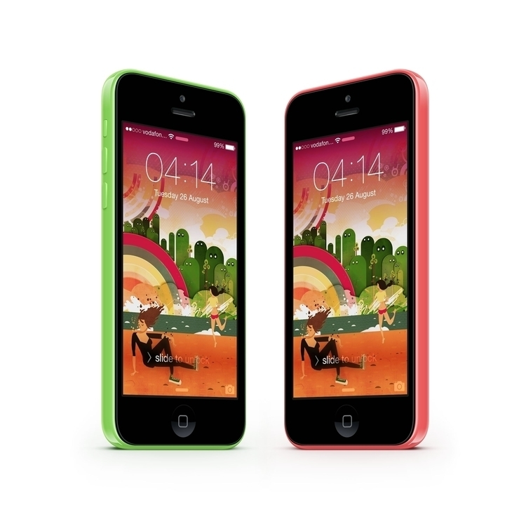 Girls Beach iPhone wallpaper il - jamesenjoyrelax | ello