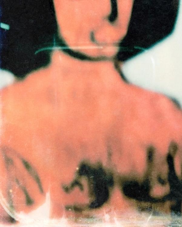 Maize - polaroid, portrait, art - jkalamarz | ello