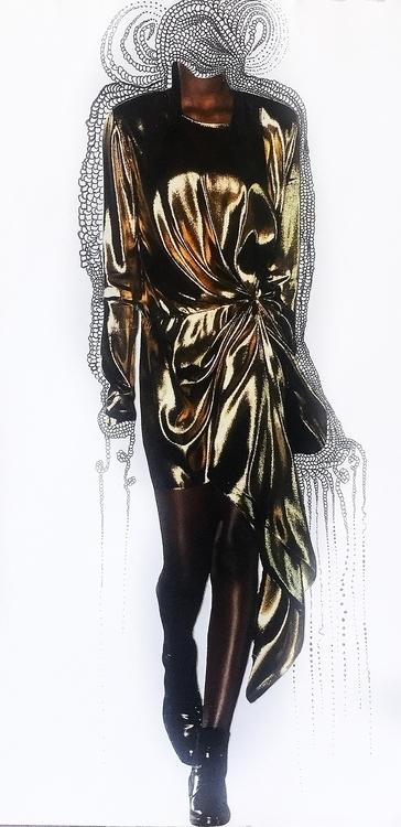 Art Journal Untitled Bonnie Cur - arcanememory | ello