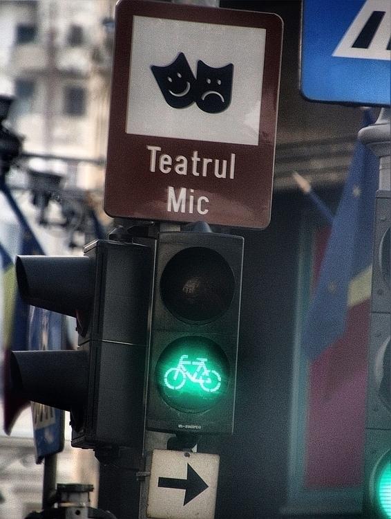 City....signs - city, street, traffic - cornelgin   ello
