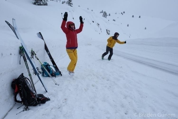 Ride needed - backcountry, skiing - bradengunem | ello