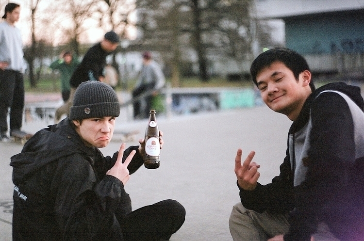 Justin Kung killing Skatepark,  - lebenundtoddler | ello