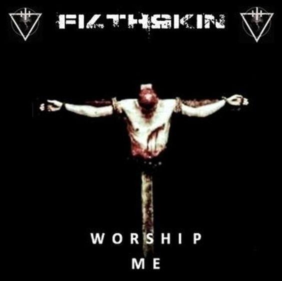 Cover artwork song worship albu - filthskin | ello