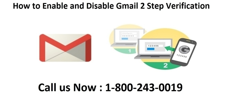 Enable Disable Gmail 2 Step Ver - jhonsmith | ello