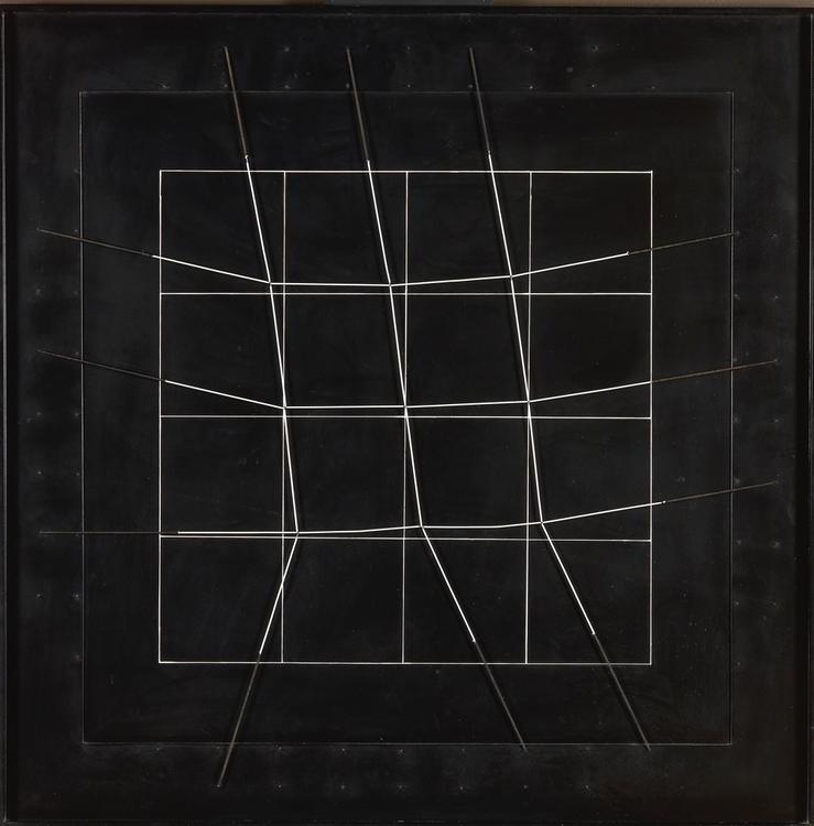 Gianni Colombo, Spazio elastico - modernism_is_crap   ello