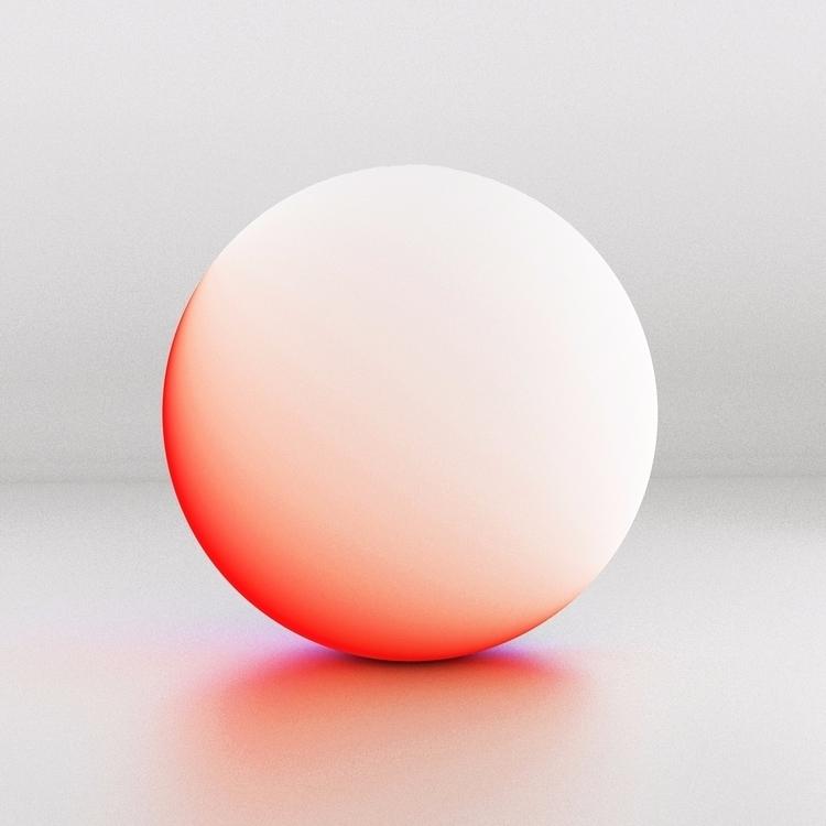 Sphere 53 - Red Shade - merlin_aledo | ello