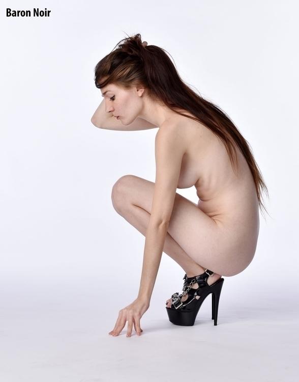 Nude, NSFW, Hot, Sexy, boobs - baron-noir | ello
