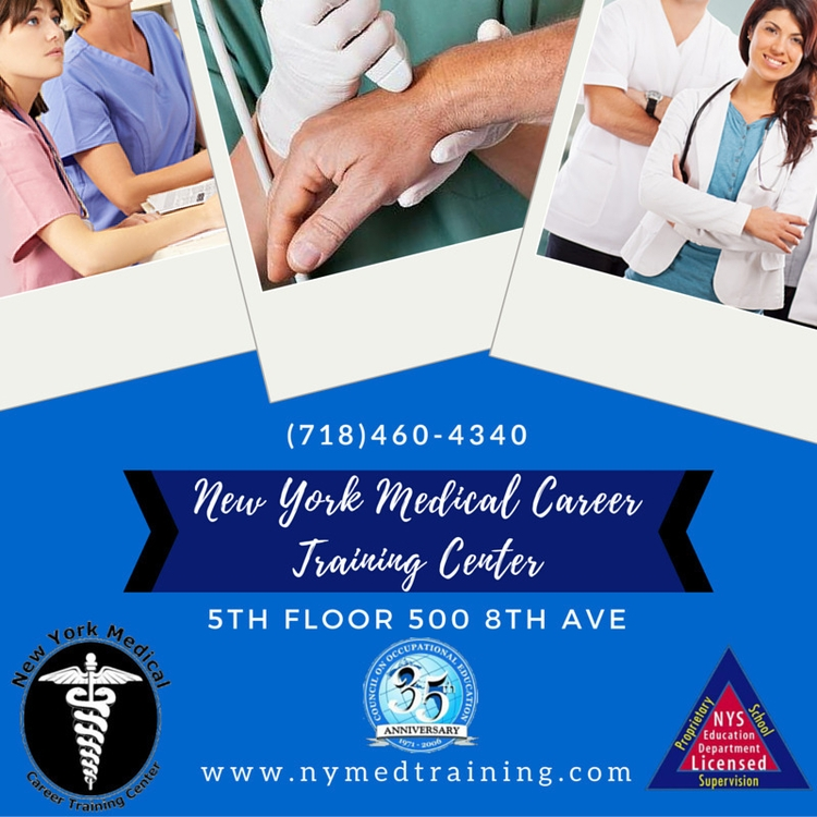 York Medical Career Training Ce - nymedtraining | ello