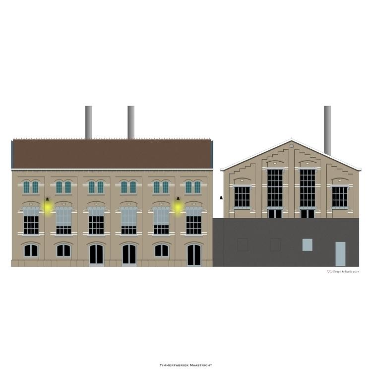 Maastricht 'Timmerfabriek', ind - peterscheele | ello
