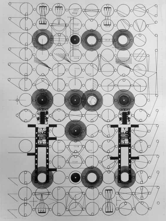 Blockprink black. 60 80 cm&gt - titusschulz | ello