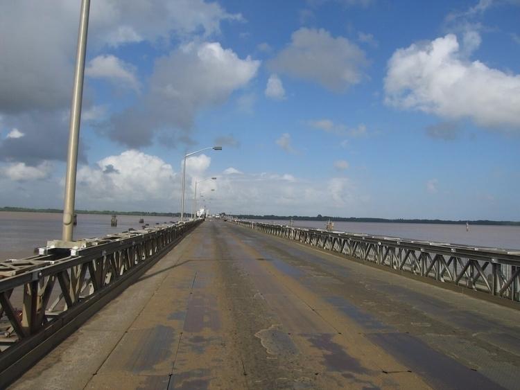 Demerara Harbour Bridge Crossin - guyfrog16 | ello