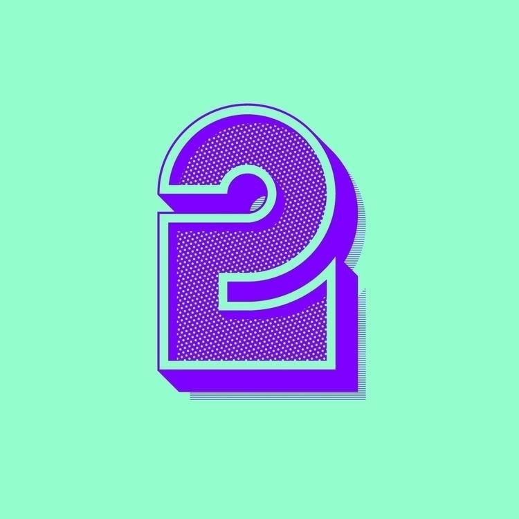 2 36 Days Type - 36daysoftype, 36days_2 - jepcreative | ello