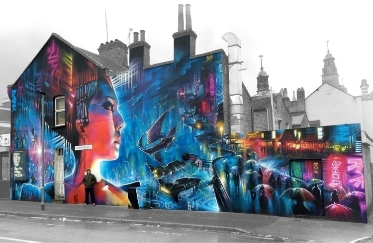 DANK ( Dan Kitchener ) - London - streetartunitedstates | ello