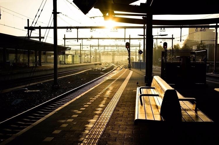 Sunrise train station - 2 Zwoll - mqshots | ello