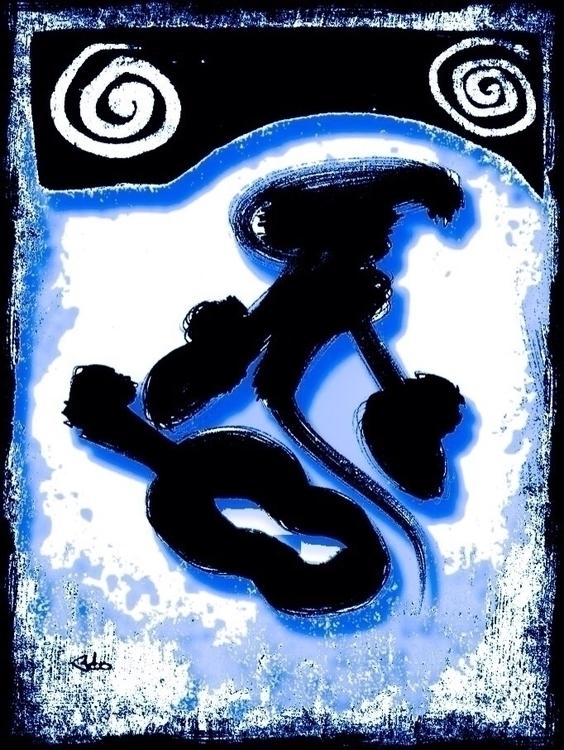bluelvishadowisp,, blue,, Elvis, - bobogolem_soylent-greenberg | ello