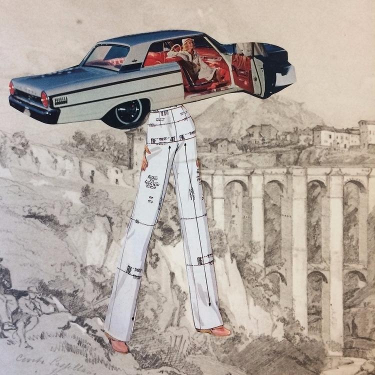 empire series. Ruins 03 - cars, vintagecars - danielletcole | ello