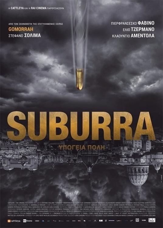 Review: Υπόγεια Πόλη - Suburra - alexandroskyriazis   ello