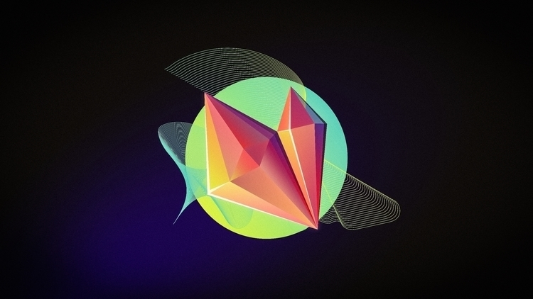 Facets - inspired Justin Maller - stancinovici | ello