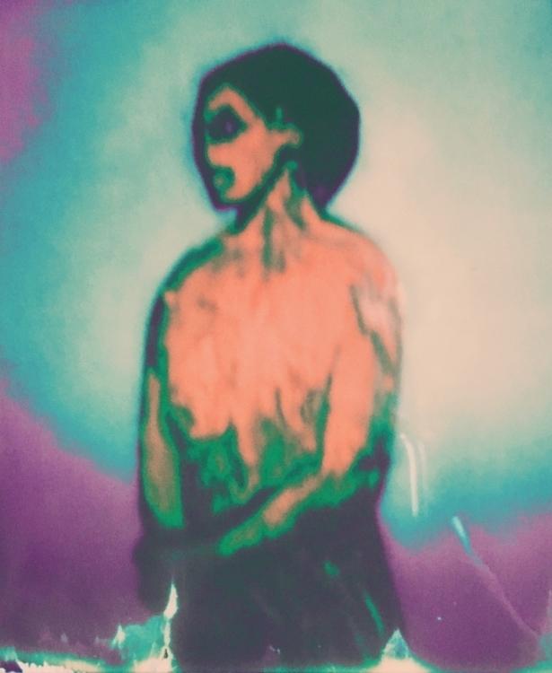 Accompaniment - polaroid, art - jkalamarz | ello