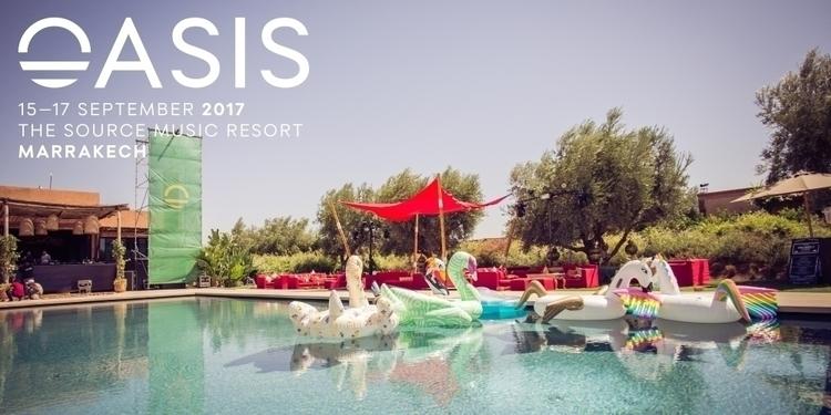 Oasis festival returns Morocco  - evlear | ello