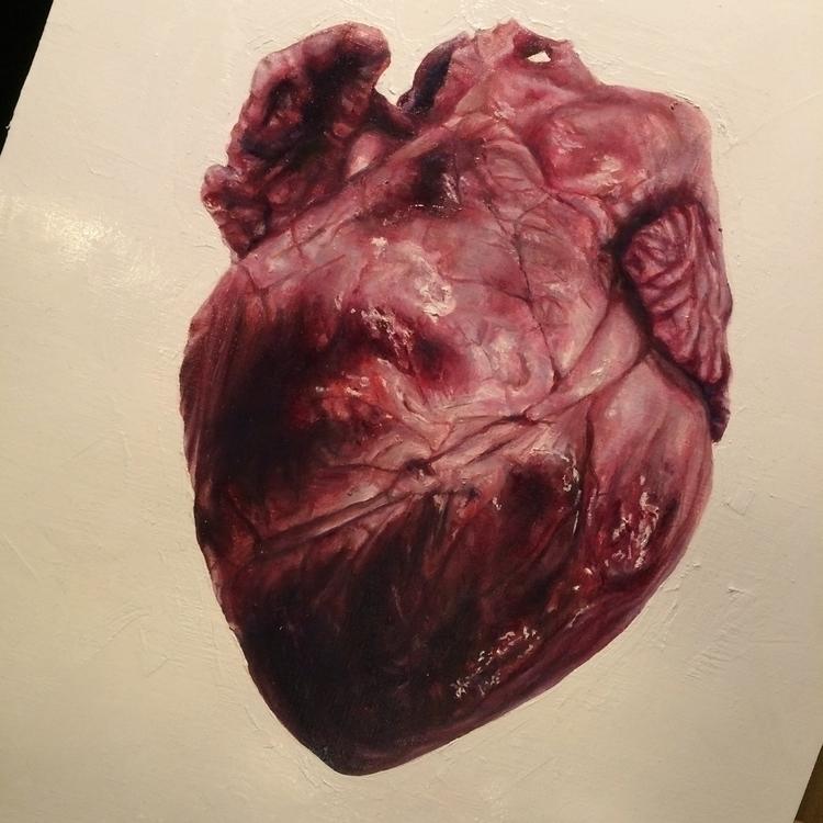 WET --- HAUNTED DREAMS (HEART S - sebastiannabel | ello