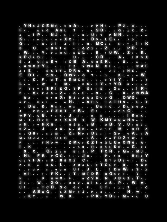 Gutenberg Galaxy - generative, design - randomwalks   ello
