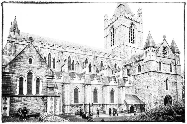 Christ Church Cathedral churche - wadesword | ello