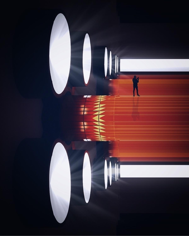 Uhrwerk Orange - digital, digitalart - mike_n5 | ello