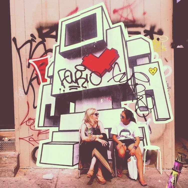 Robot Love (Toronto 2016 - dainahodgson | ello
