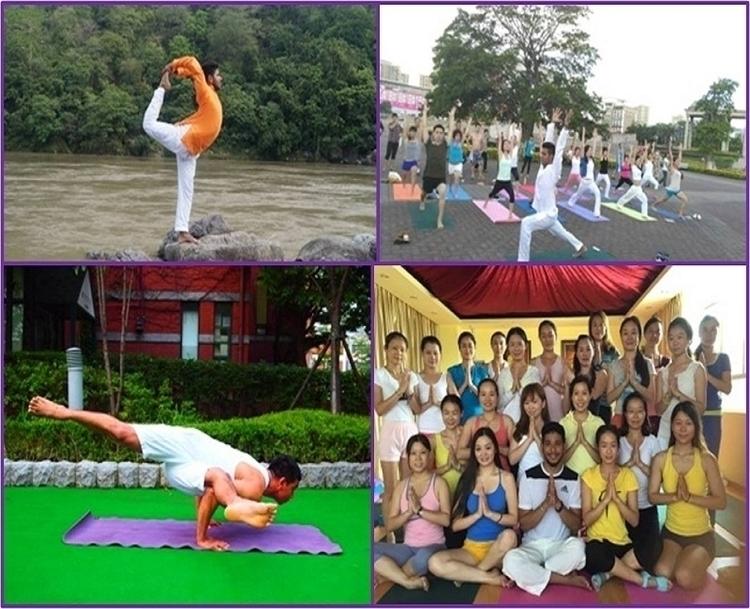 Yoga Retreat India | - Rishikesh - omyogaschool | ello