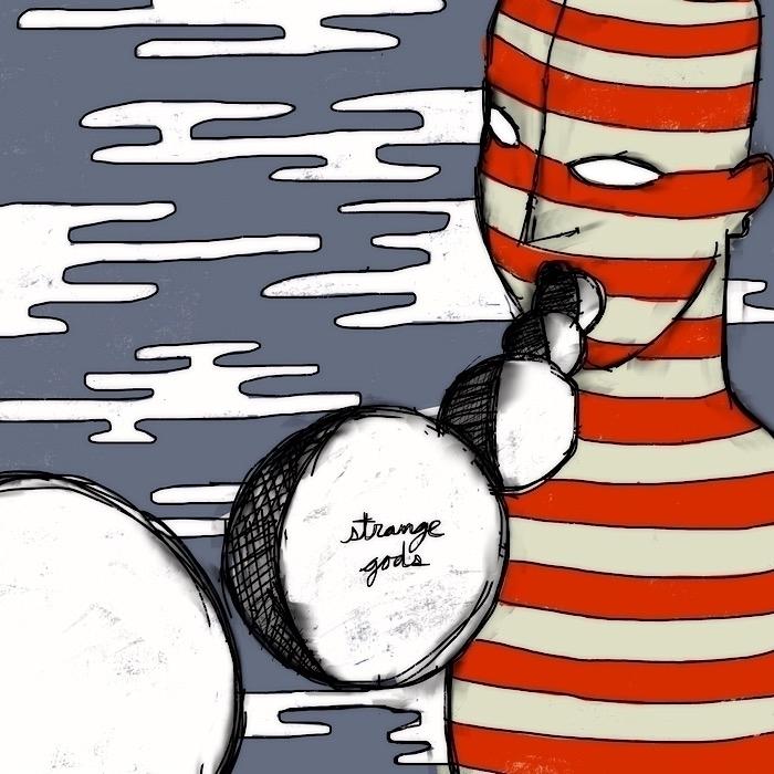 strange gods - god, mooncycle, weirdo - catswilleatyou   ello