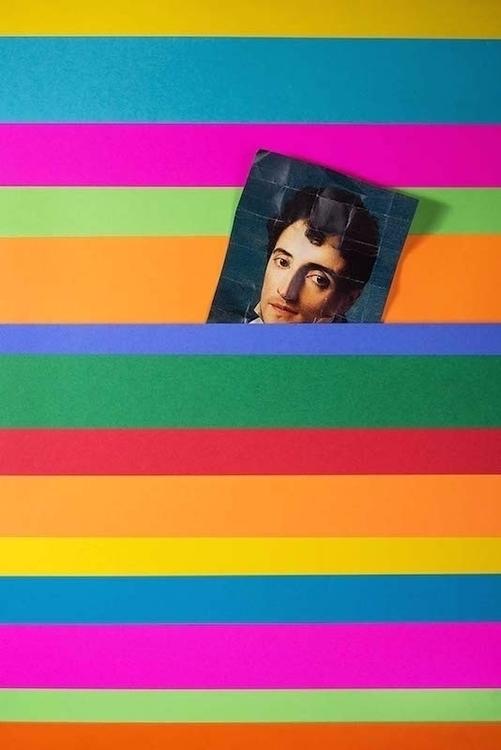 HOMAGE SOL LEWITT - sollewitt, stripe - zeren | ello