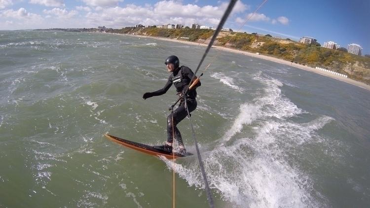 Strapless - kitesurfing - oceanromeo | ello
