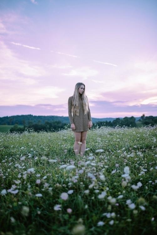 fields skies girls - marissalindley | ello