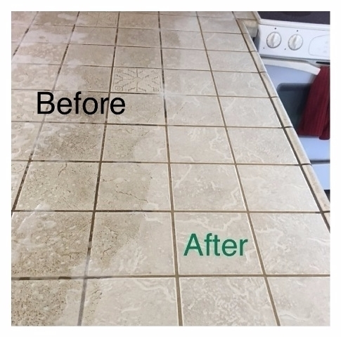 grout cleaning Rock Solid Finis - rocksolidfinish | ello