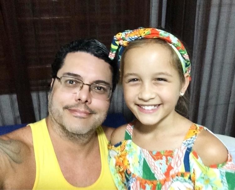 Com atriz Maria Antônia Valadão - alexanderzimmer | ello
