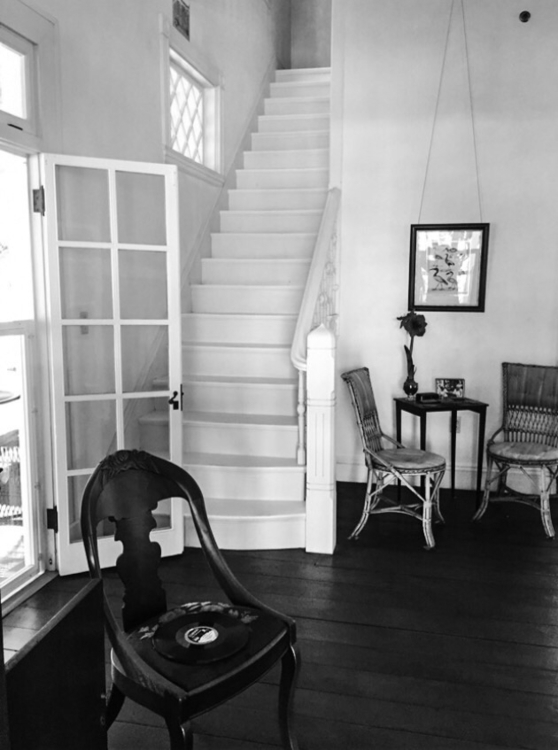 White Staircase - exinerartstudio   ello